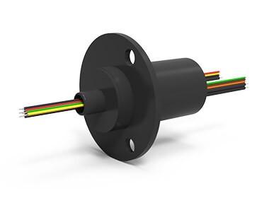 ESM36 (AC6310-6), 9-Circuit Slip Ring, Capsule, under 50 Mbps