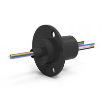 ES18 (AC6023-18), 18-Circuit Slip Ring, Compact Capsule, under 50 Mbps