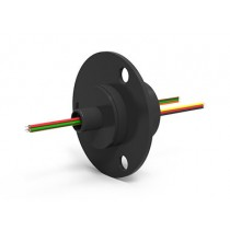 ES6 (AC6023-6), 6-Circuit Slip Ring, Compact Capsule, under 50 Mbps
