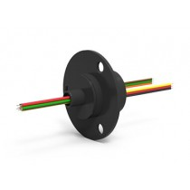 ES6A (AC6373-6), 6-Circuit Slip Ring, Compact Capsule, under 50 Mbps