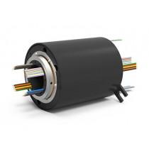 EST24 (AC4598-24), 24-Circuit Slip Ring, Through Bore, under 50 Mbps